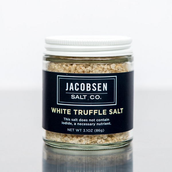 white truffle sea salt