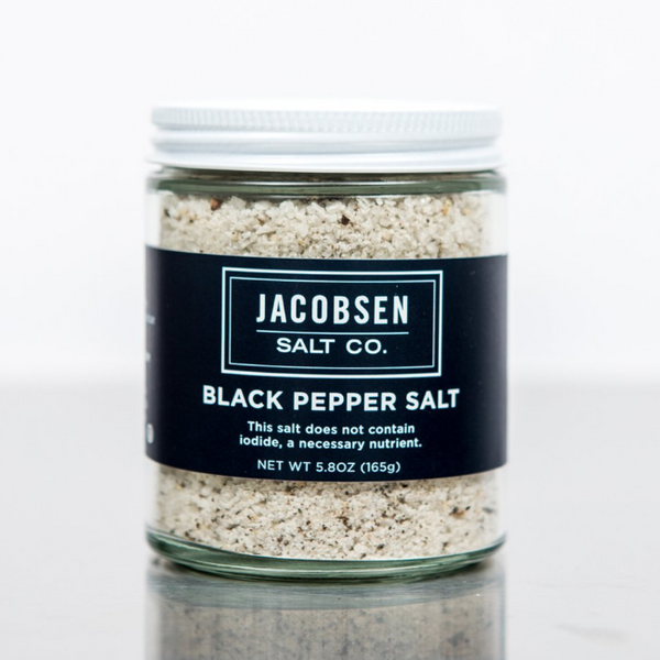 Black Pepper salt