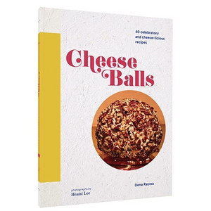 Cheese Balls Cookbook