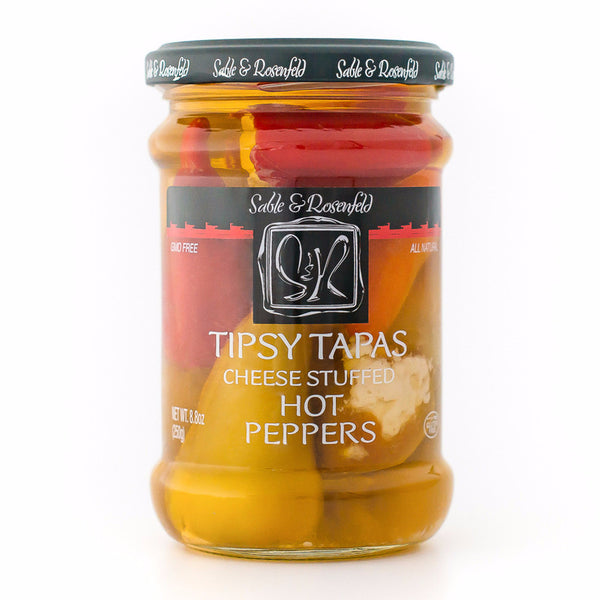 Tipsy Hot Peppers