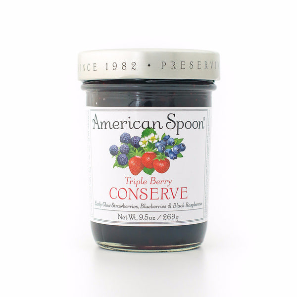 Triple Berry Conserve