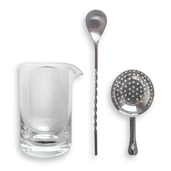 The Mixing Glass Set