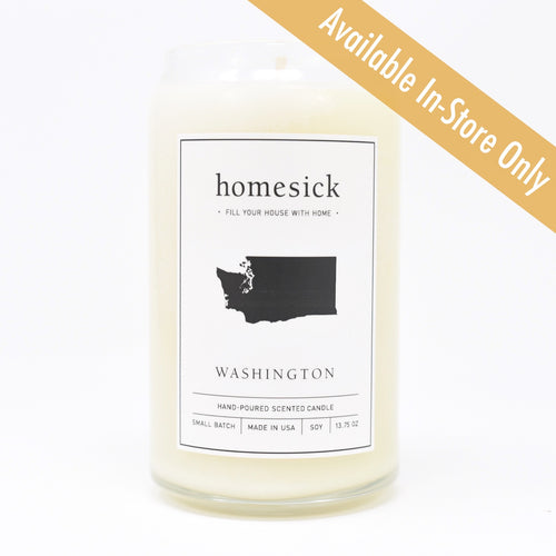 Washington Candle
