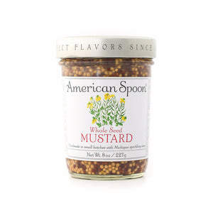Whole Seed Mustard