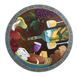 Wine and Dine Lazy Susan