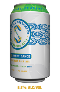 DDH Fancy Dance IPA, Skydance Brewing Company
