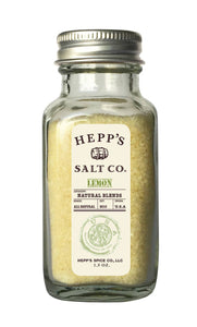 HEPP'S Salt Co. - Lemon Sea Salt