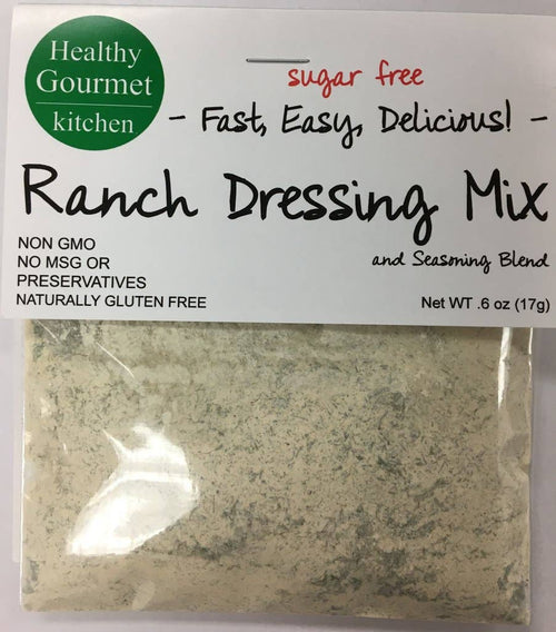 Healthy Gourmet Kitchen - Ranch Dressing and Dip Mix