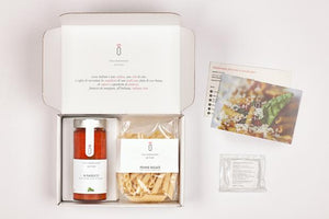 Zia Pia Imports + Italian kitchen - Mediterranean Dinner Box