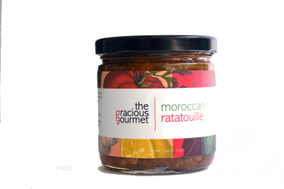 The Gracious Gourmet - Morrocan Ratatouille
