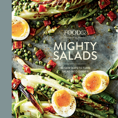 Food 52 Mighty Salads cookbook