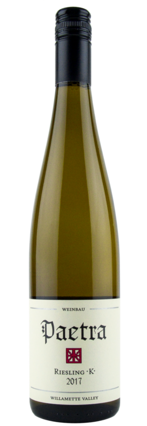 Paetra K, Riesling, White