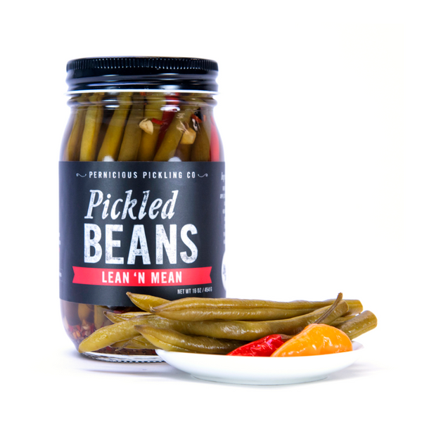 Pickled Beans