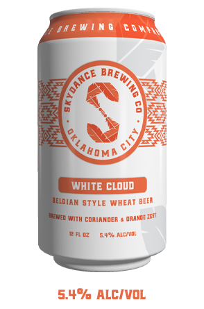 White Cloud Wheat, Skydance Brewing Company
