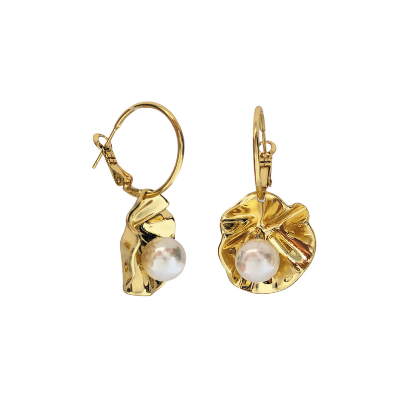 Atlantic Pearl Earrings