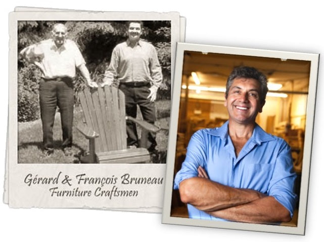 Founders of The Best Adirondack Chair company