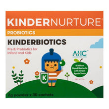 Load image into Gallery viewer, KinderNurture KinderBiotics Probiotics sachets, friendly bacteria helps to strengthen kids immune system