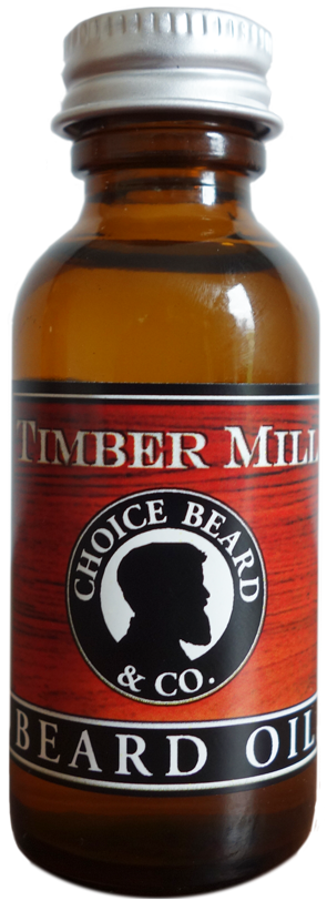 Timber Mill Beard Oil