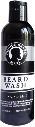 Timber Mill Beard Wash