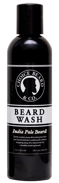 IPA Beard Wash
