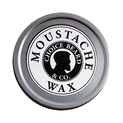 Unscented Moustache Wax