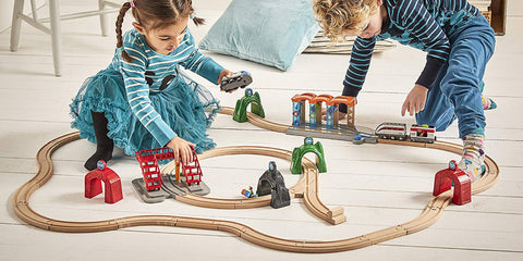 Brio Smart Tech RFID enabled trains