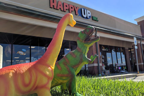 Rawr! Toys & Games from Happy Up are Fierce!
