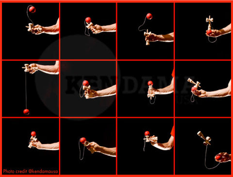 Kendama USA's Trick Grid
