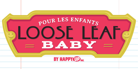 Loose Leaf Baby by Happy Up Inc.