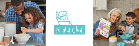 Playful Chef means Togetherness in the Kitchen!