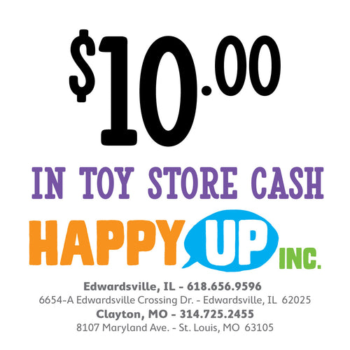 Gift Certificate for Happy Up!