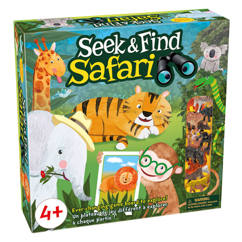 Seek & Find Safari from Tactic
