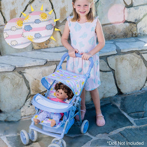 Sunny Days Snack N Go Stroller from Adora