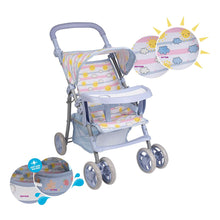 Load image into Gallery viewer, Sunny Days Snack N Go Stroller from Adora