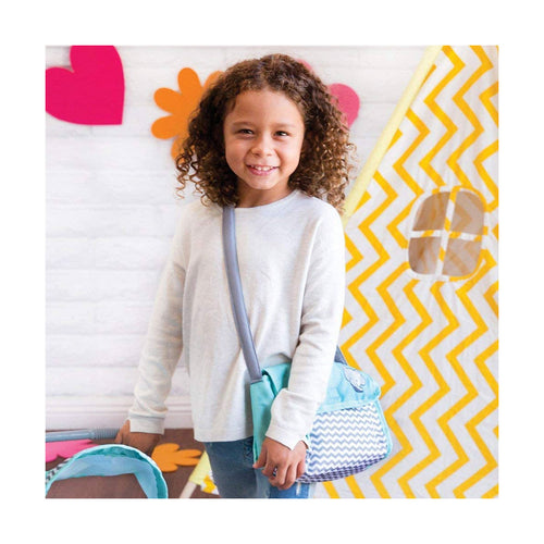 Zig Zag Diaper Bag from Adora