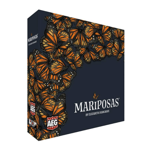 Mariposas Board Game by Elizabeth Hargrave from AEG