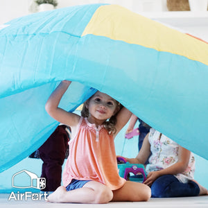 AirFort Beachball Blue