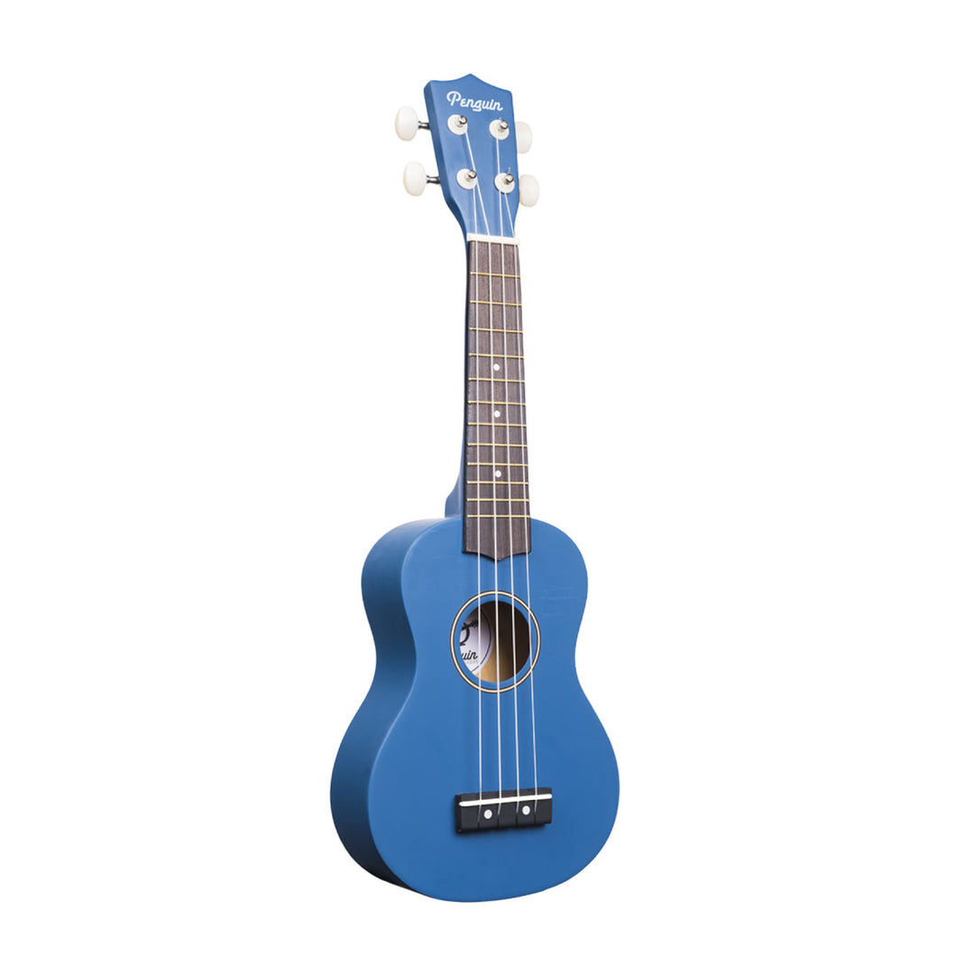 Amahi Painted Ukuleles - Dark Blue