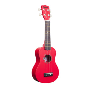Amahi Painted Ukuleles - Red