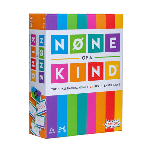 None of a Kind game from Amigo Games