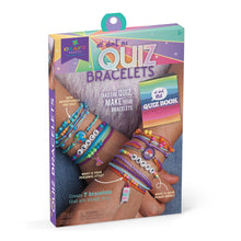 Load image into Gallery viewer, Craft-Tastic All About Me Quiz Bracelets