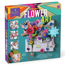 Load image into Gallery viewer, Craft-Tastic Flower Art Kit