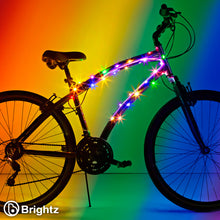 Load image into Gallery viewer, Cosmic Brightz Bike Frame Lights