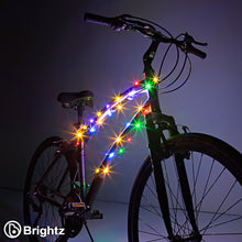 Load image into Gallery viewer, Rainbow Wheel Brightz Bike Lights