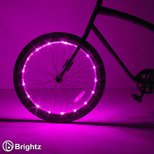 Load image into Gallery viewer, Pink Wheel Brightz Bike Lights