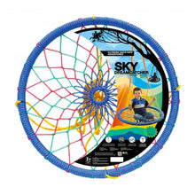 Load image into Gallery viewer, Blue Dreamcatcher Sky Swing from B4Adventures