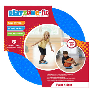 Twist n Spin from Playzone Fit