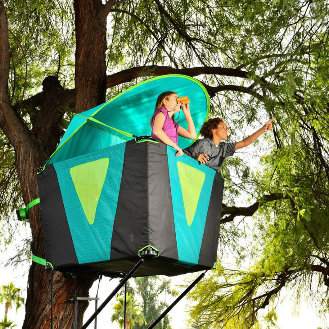 Slackers Adventure Tree House with Ladder