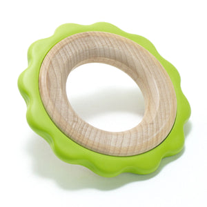 Green Ring Teether from Begin Again