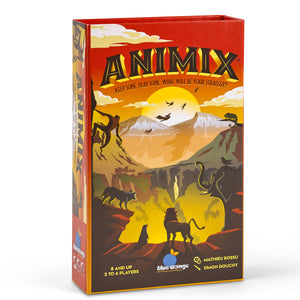 Animix from Blue Orange Games